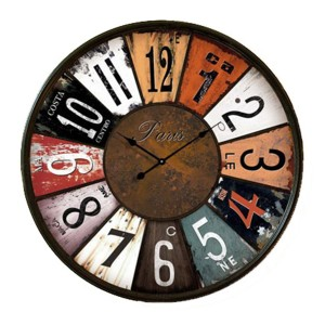 Reloj decorativo de pared COSTA 58