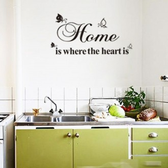 Vinilo decorativo HEART HOME
