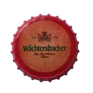 Chapa botella decorativa WACHTERSBACHER