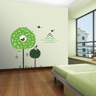 Vinilo decorativo TREE HOUSE
