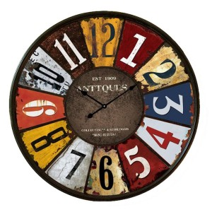 Reloj decorativo de pared ANTIQUE 58