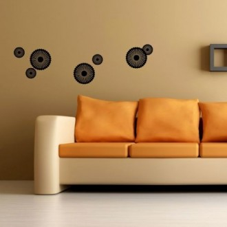 Vinilo decorativo DOT