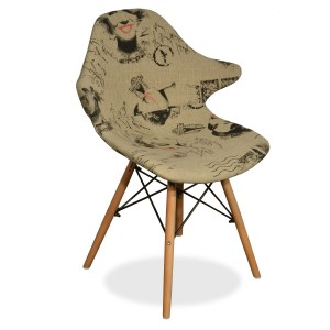 Silla TOWER DREP - Marilyn Monroe EAMES Style