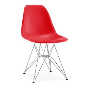 Silla TOWER METAL - Rojo - DSR Style