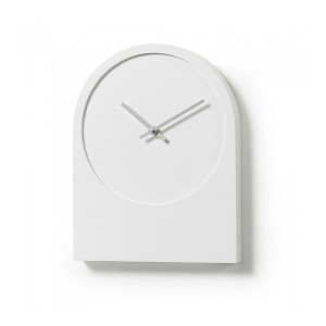Reloj de pared HULL - DM Blanco