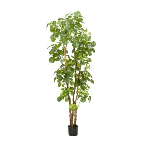 Árbol artificial LUA con maceta