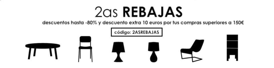 2as rebajas